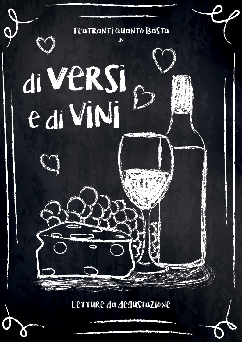 Di versi e di vini - Locandina